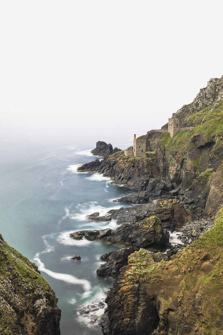 Crown Mines Botallack Cornwall