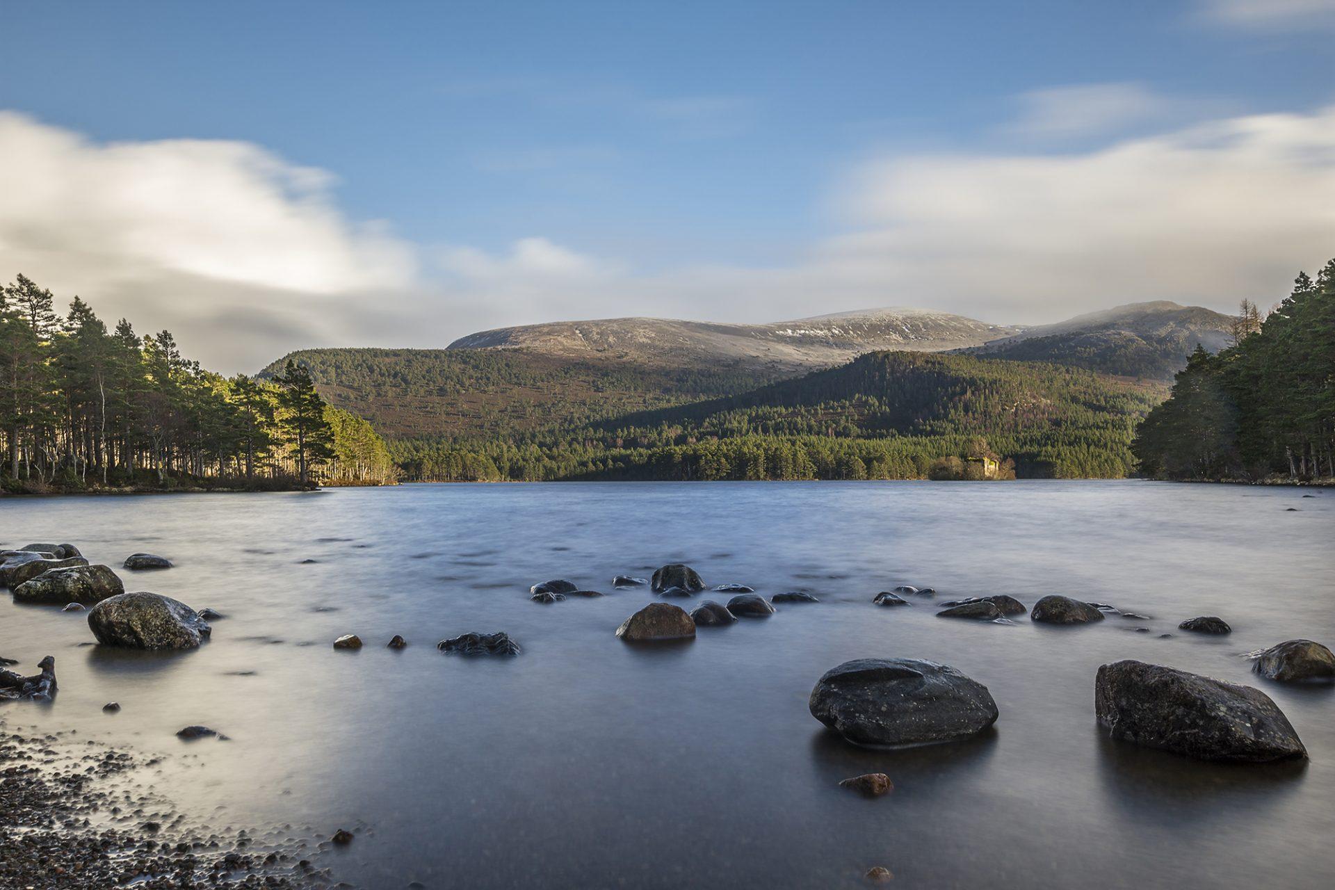 Loch An Eilein Scotland
