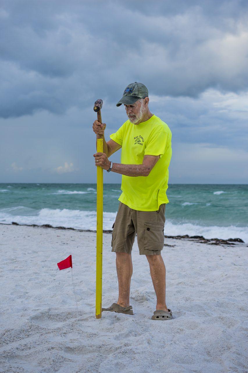 Turtle Watch Volunteer - Pete Gross