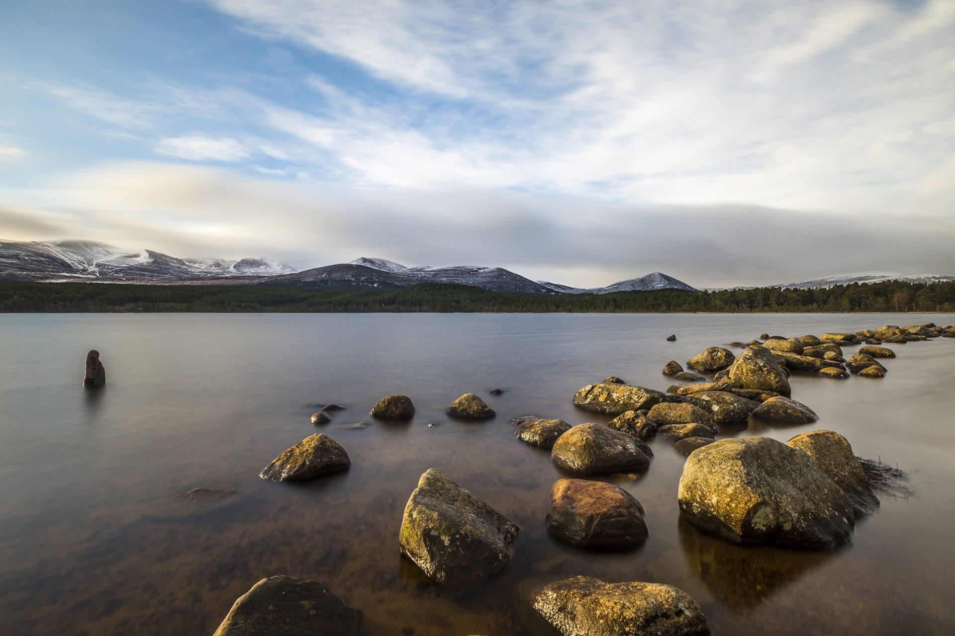 Loch Morlich Scotland