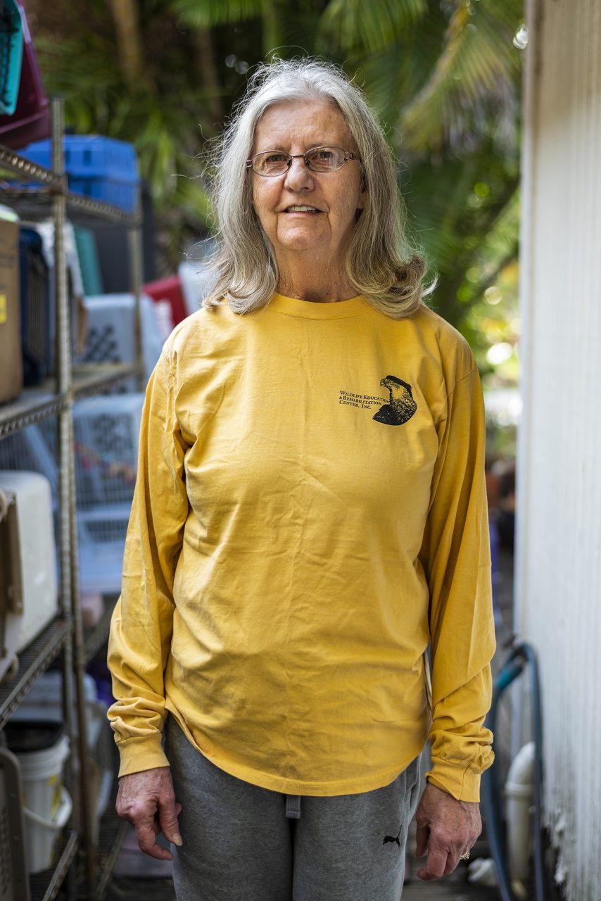 Gail Straight Portrait